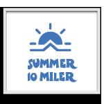 Strider Summer 10 Miler