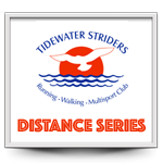 Tidewater Striders Distance Series